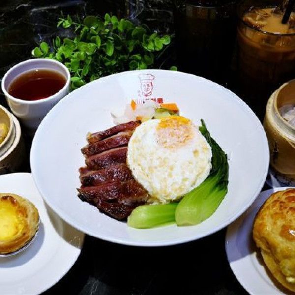 台北市 餐飲 港式粵菜 川川港式茶餐廳