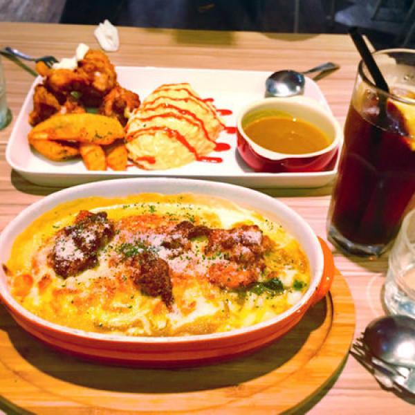 台北市 美食 餐廳 異國料理 異國料理其他 Q丸 和洋食堂