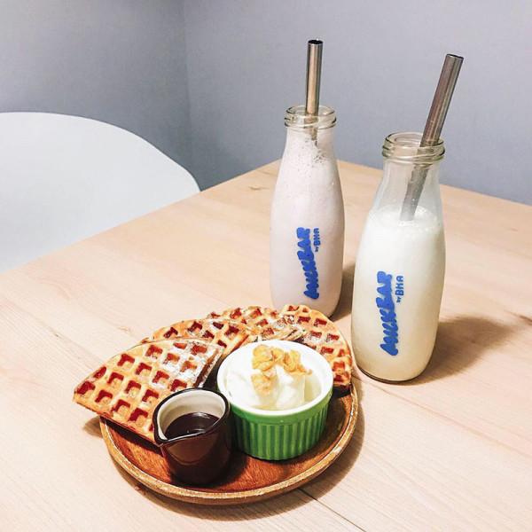 台北市 餐飲 茶館 Milk Bar by BKA
