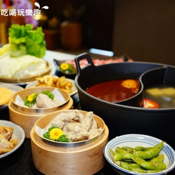 台北市 美食 餐廳 火鍋 麻辣鍋 本鼎堂 台式漢方麻辣鍋