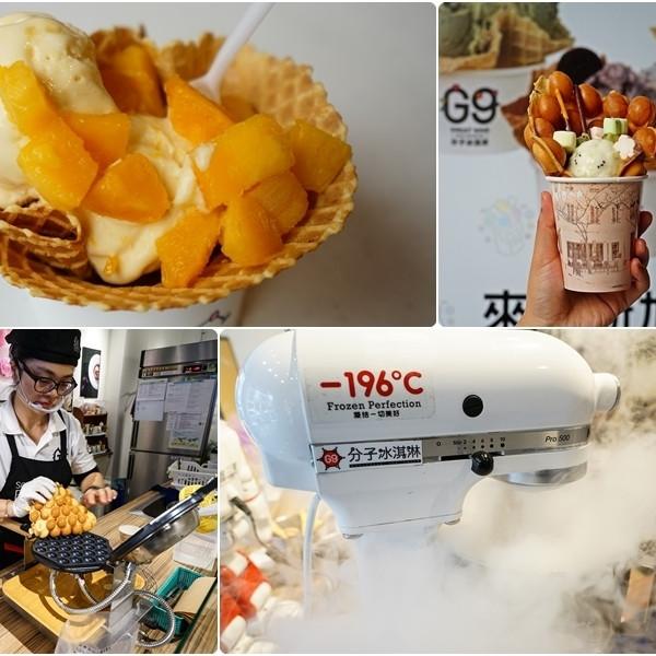 花蓮縣 餐飲 飲料‧甜點 冰店 G9分子冰淇淋
