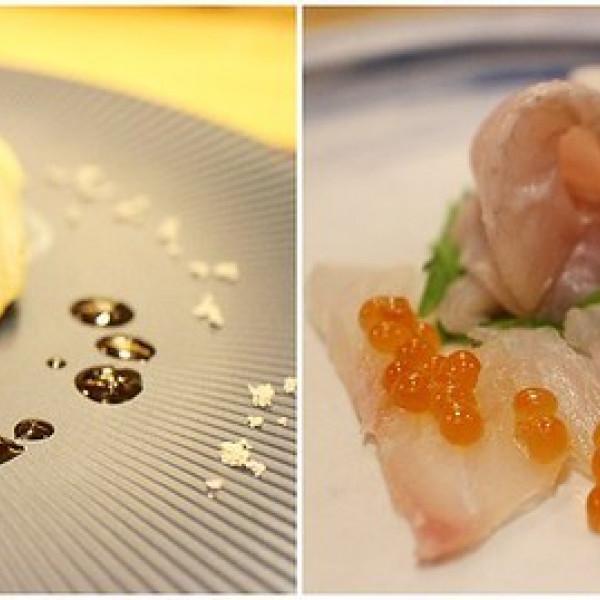 台中市 餐飲 日式料理 ISAGI 潔 いさぎ 福岡無菜單料理