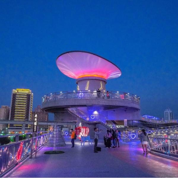 新北市 觀光 觀光景點 辰光橋