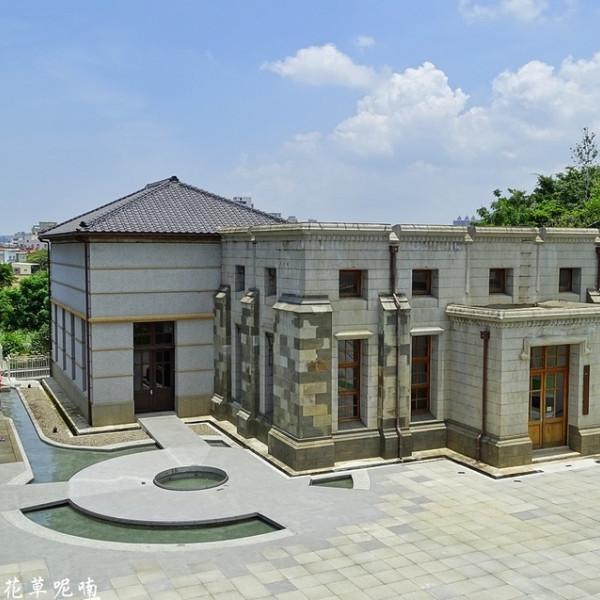 新竹市 觀光 博物館‧藝文展覽 新竹水道取水口