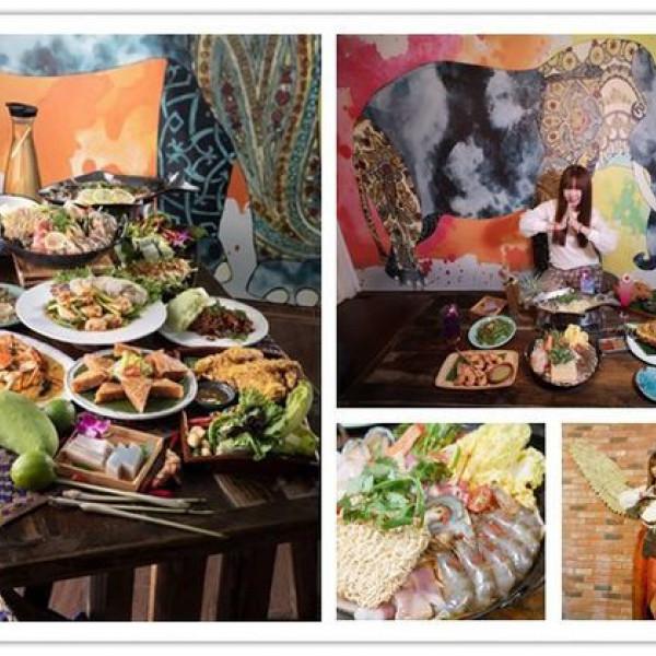 台北市 餐飲 泰式料理 Nahm泰式餐廳