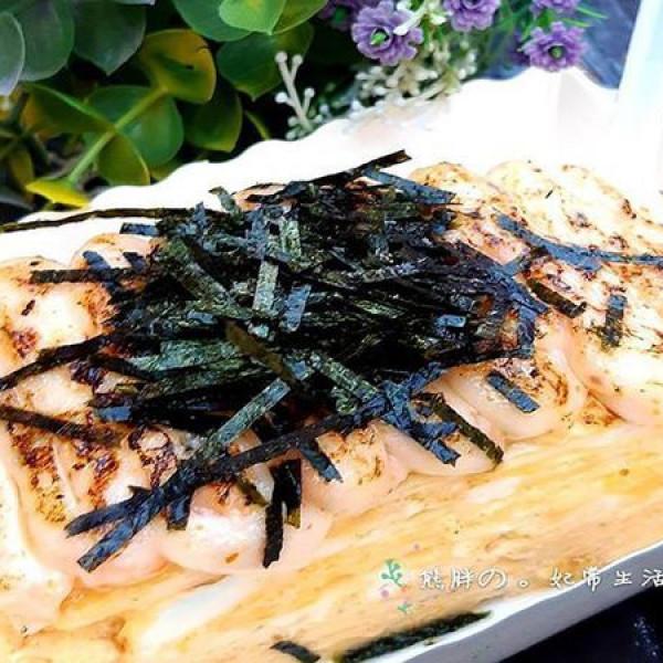 台中市 餐飲 夜市攤販小吃 築地【樂】蛋厚燒