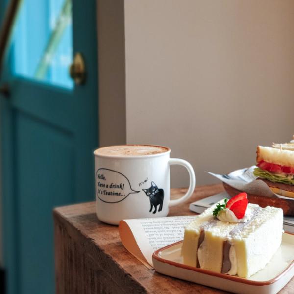 高雄市 餐飲 茶館 厚皮咖啡 Hoping Cafe