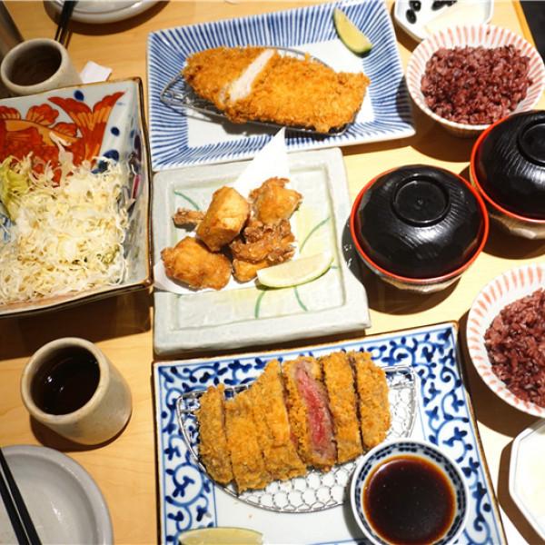 台中市 餐飲 日式料理 銀座杏子日式豬排(台中秀泰店)