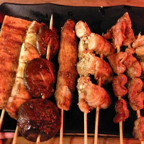 台中市 餐飲 燒烤‧鐵板燒 燒肉燒烤 火奴魯魯(西屯店)