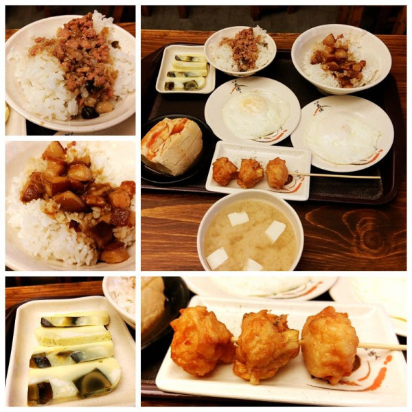 台中市 餐飲 台式料理 財神爺魯肉飯(勤美誠品店)