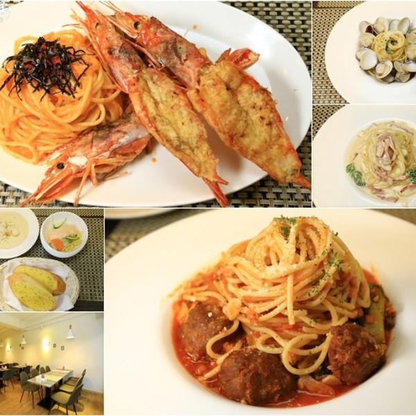 台北市 餐飲 義式料理 義譔-義大利麵