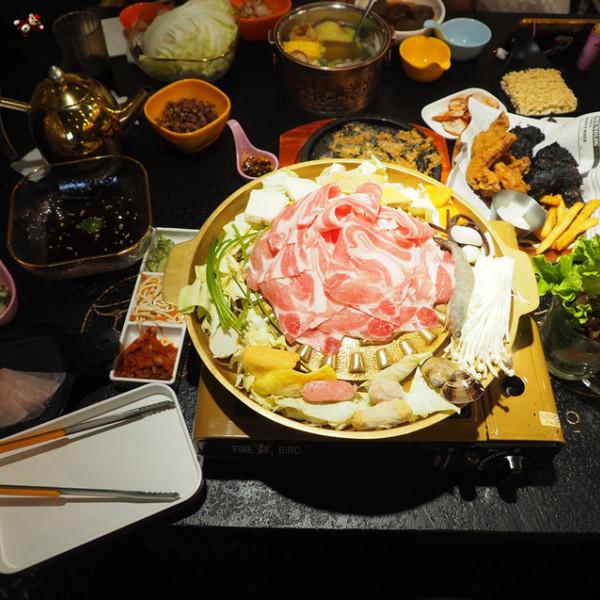 台南市 餐飲 韓式料理 金大尉不只是鍋物