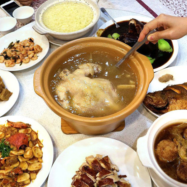 台南市 餐飲 中式料理 居食之家