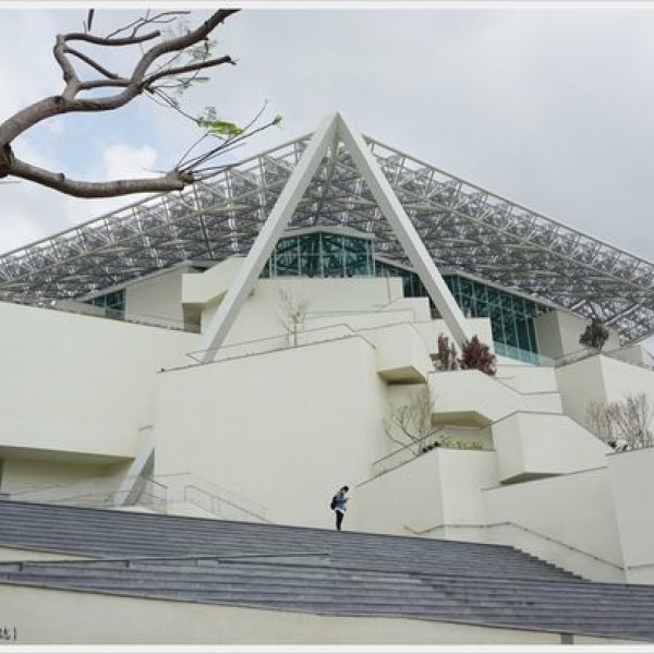 台南市 休閒旅遊 景點 美術館 台南市美術館二館