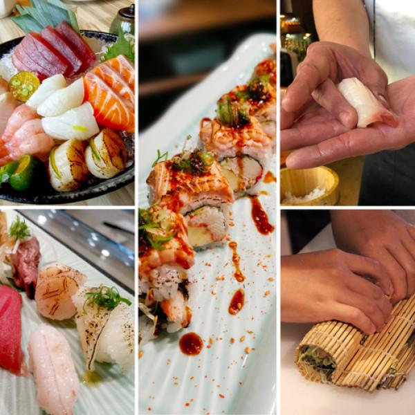 高雄市 餐飲 日式料理 壽司‧生魚片 不老壽司五福店