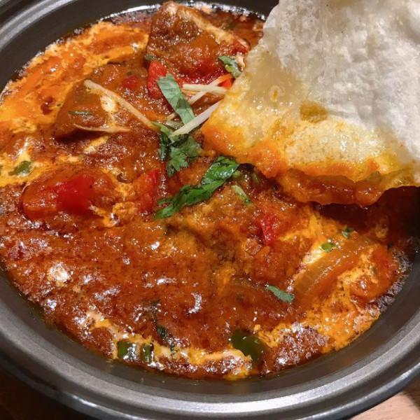 台北市 餐飲 多國料理 印度料理 Delhi X Press 原味德里(統一時代百貨美食街)