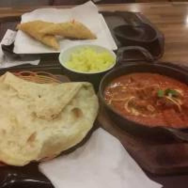台北市 美食 餐廳 異國料理 印度料理 Delhi X Press 原味德里