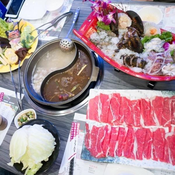 新北市 餐飲 鍋物 火鍋 辣貴妃鴛鴦火鍋