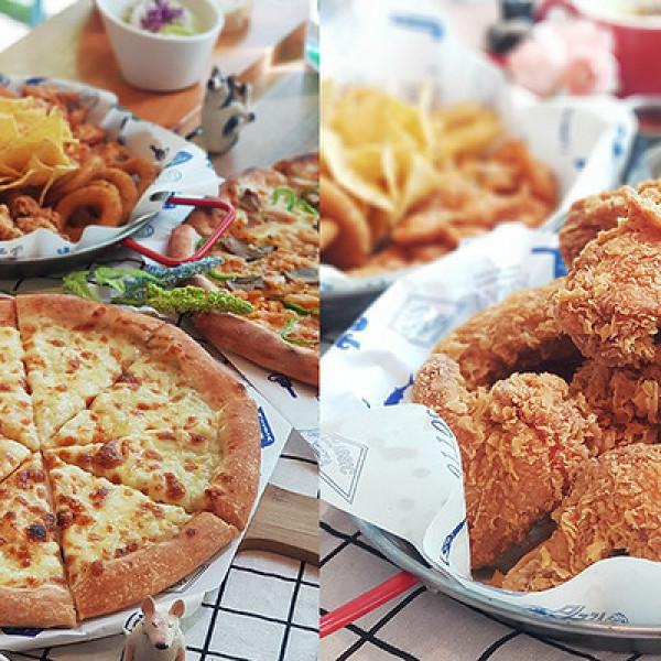 台中市 餐飲 多國料理 其他 PIZZA FACTORY 披薩工廠(草悟店)
