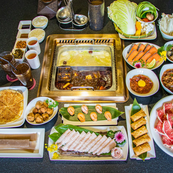 台中市 餐飲 鍋物 火鍋 瓦庫麻辣鍋
