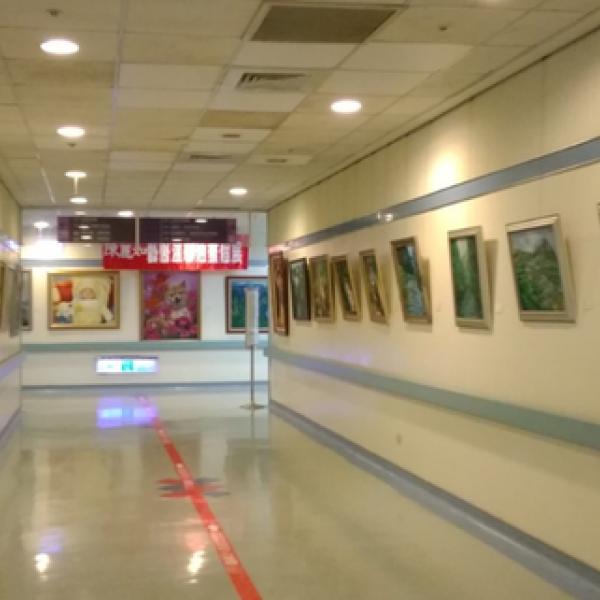 桃園市 觀光 休閒娛樂場所 署桃2F文化走廊