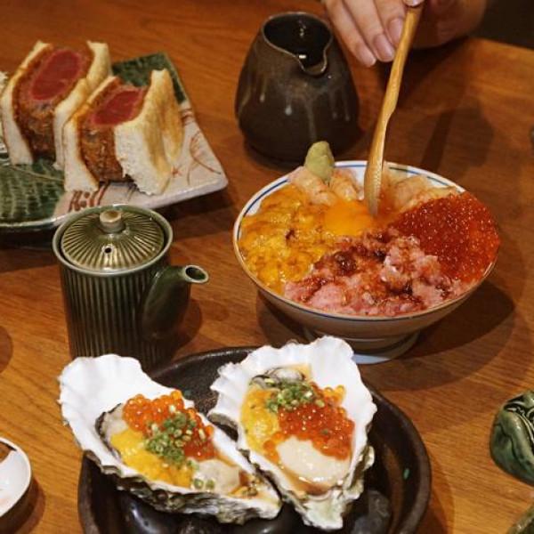 台北市 餐飲 日式料理 魚君鮮魚專門居酒屋