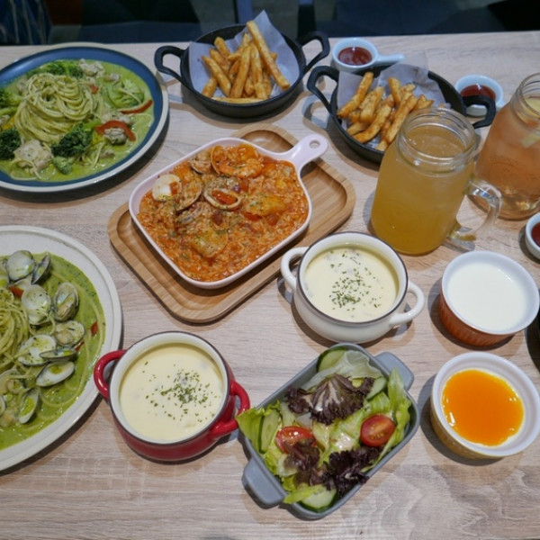 台中市 餐飲 義式料理 Canie義大利麵