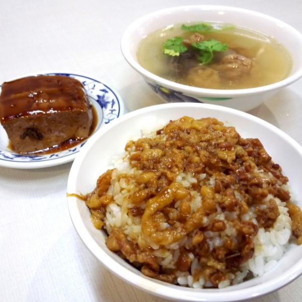 新北市 餐飲 台式料理 正宗圓環魯肉飯