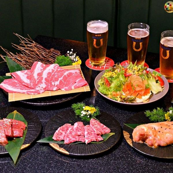 台北市 餐飲 燒烤‧鐵板燒 燒肉燒烤 BUCKSKIN YAKINIKU 柏克金燒肉屋