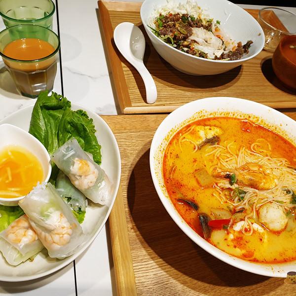 新竹市 美食 餐廳 異國料理 異國料理其他 金福越式河粉