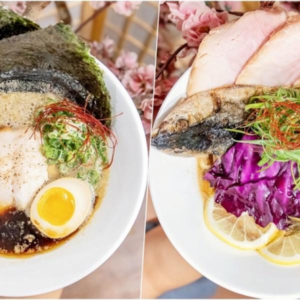 台中市 美食 餐廳 異國料理 日式料理 麵屋聚