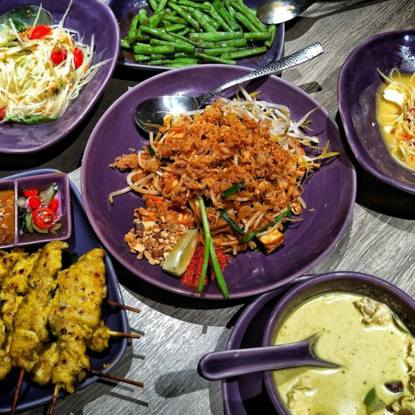 台北市 餐飲 泰式料理 NARA Thai Cuisine 忠孝SOGO店