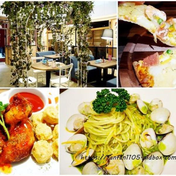 台北市 餐飲 義式料理 洋朵義式廚坊 微風松高