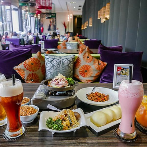 台北市 美食 餐廳 異國料理 多國料理 水舞饌 (大直店)