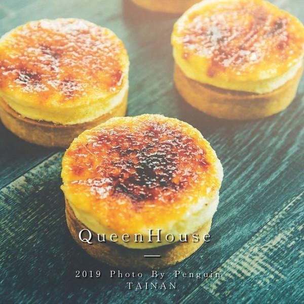 台南市 餐飲 糕點麵包 Queen House法式手工甜點新天地店