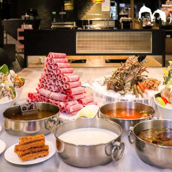 新北市 餐飲 鍋物 火鍋 肉老大頂級肉品涮涮鍋-永安店
