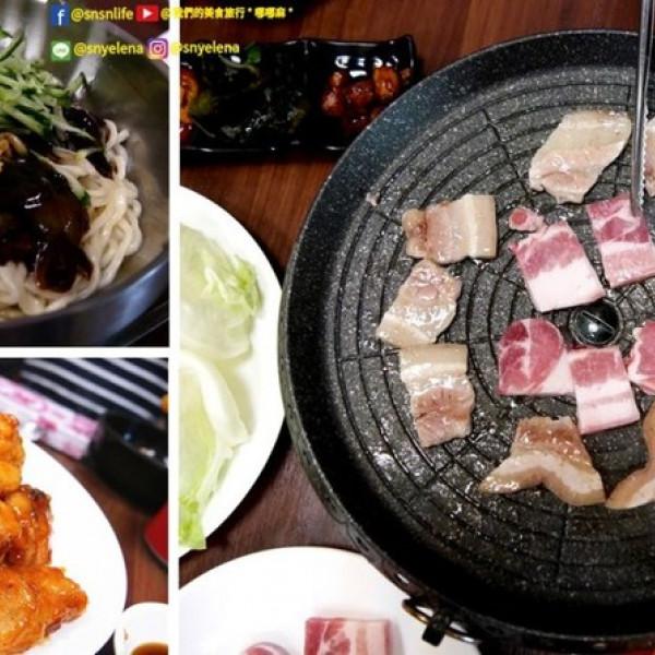 桃園市 美食 餐廳 異國料理 韓式料理 韓國大叔韓國館