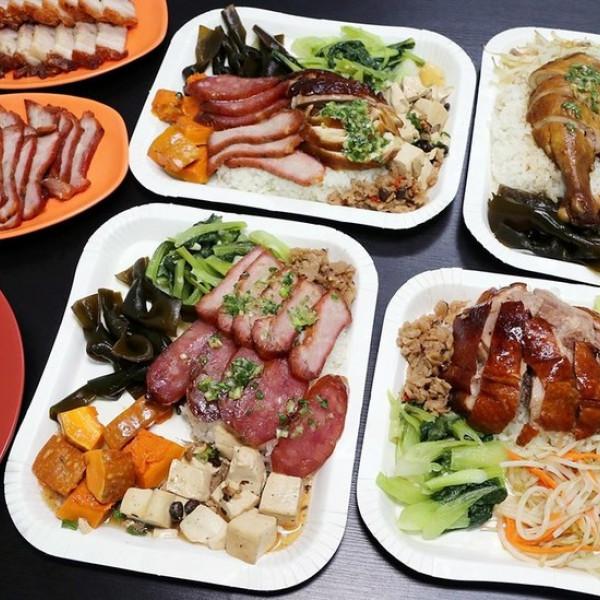 台中市 美食 餐廳 中式料理 粵菜、港式飲茶 上興燒臘快餐便當