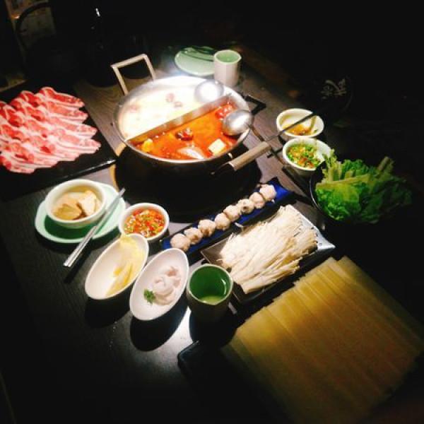新北市 美食 餐廳 火鍋 麻辣鍋 【這一鍋皇室秘藏鍋物】