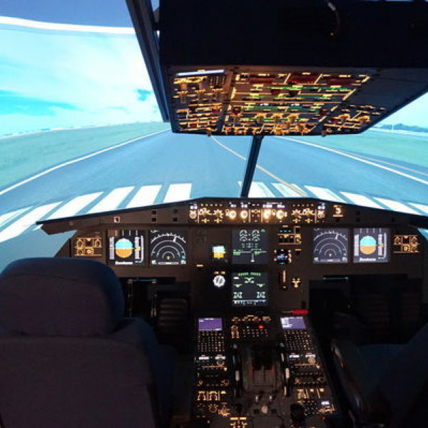 桃園市 休閒旅遊 運動休閒 運動休閒其他 iPILOT A320/ 737模擬機體驗中心