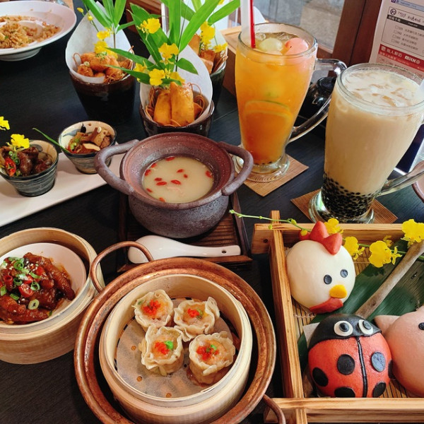桃園市 美食 餐廳 中式料理 麵食點心 青沐煮雨‧人文茶館