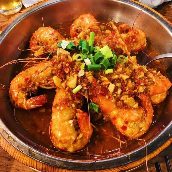 台北市 美食 餐廳 中式料理 熱炒、快炒 囍塘蝦