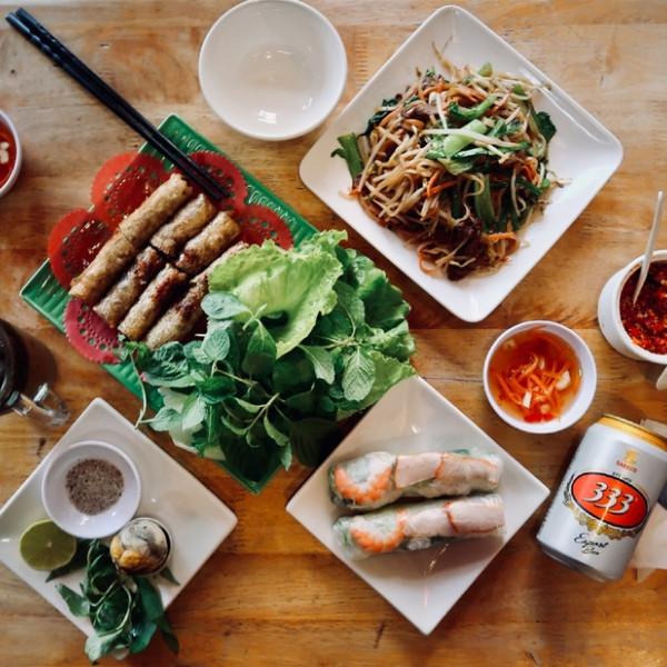 桃園市 美食 餐廳 異國料理 南洋料理 鳴心越南牛肉河粉