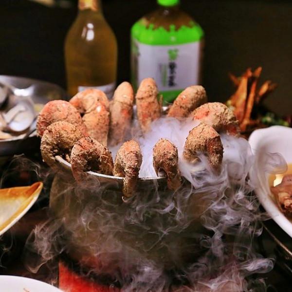 台南市 美食 餐廳 中式料理 熱炒、快炒 寬水庭園