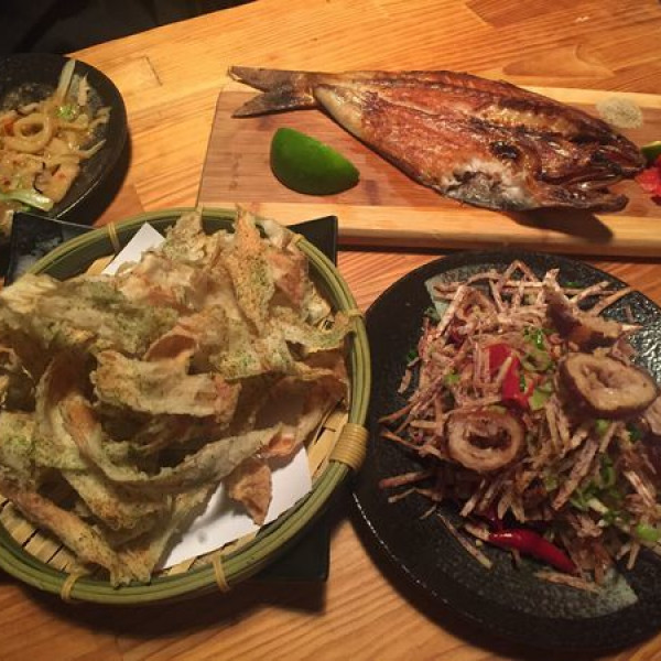台北市 美食 餐廳 餐廳燒烤 串燒 哎喲好味酒食