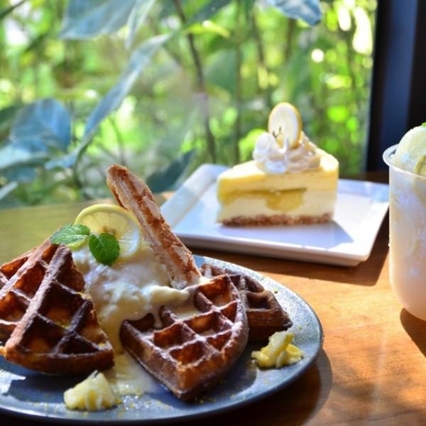 高雄市 美食 餐廳 異國料理 黑浮咖啡RÊVE Café 美術館店