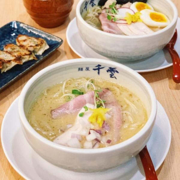 台北市 美食 餐廳 異國料理 日式料理 麵屋 千雲 -Chikumo-
