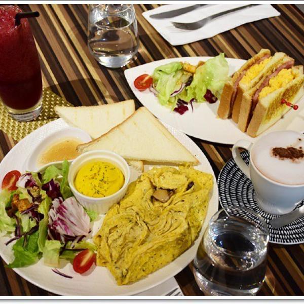 台北市 美食 餐廳 異國料理 Magpie Caf'e 喜鵲咖啡
