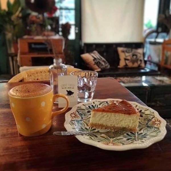 新北市 美食 餐廳 咖啡、茶 咖啡館 Gentle x WanDao 紳士咖啡