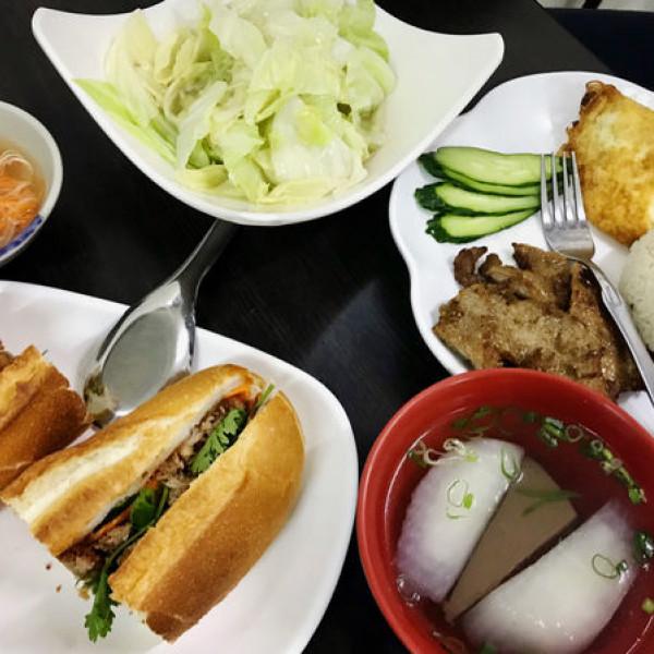 台北市 美食 餐廳 異國料理 南洋料理 玫卿越南料理